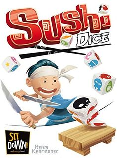 Sushi Dice Game Board Game >>> Click on the image for additional details.Note:It is affiliate link to Amazon.