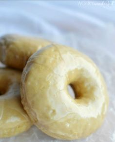 Baked Guinness Donuts with Irish Cream Glaze | 19 Boozy Breakfast Treats That Are Worth Waking Up For