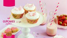 Cupcakes Papillon
