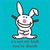 Happy Bunny - happy-bunny-2 icon