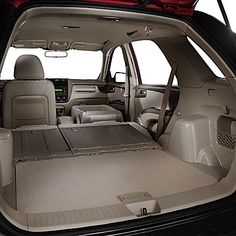 2013 kia sportage interior trunk