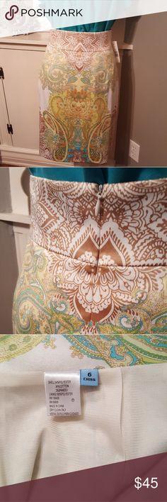 Antonio Melani Skirt Gorgeous Antonio Melani skirt. NWT ANTONIO MELANI Skirts