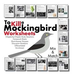 to kill a mockingbird chapter questions and answers pdf