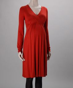Maternity dress. Italian inspired