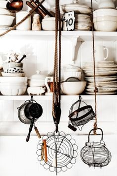 Declutter: http://www.stylemepretty.com/living/2014/08/01/15-ways-to-organize-your-pantry/