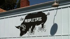 The People's Pig was once just an internationally known food cart, but now owner Cliff Allen also has a permanent home for his smoker: A space on N. Williams Avenue that used to house Tropicana...