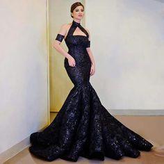 Angel Locsin's  gown dress