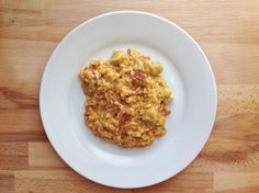 reCocinero: risotto de alcachofas con jamón Risotto, Grains, Rice, Ethnic Recipes, Blog, Caldo De Pollo, Artichoke Hearts, Cooking, Korn