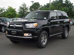 2013 Toyota 4Runner SR5 4x4 SR5 4dr SUV SUV 4 Doors Black for sale in Leesburg, VA Source: http://www.usedcarsgroup.com/used-toyota-for-sale-in-leesburg-va