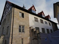 Meiningen: Altes Zeughaus
