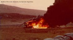 Downed Harrier, ejected pilot LT Glover only Brit POW