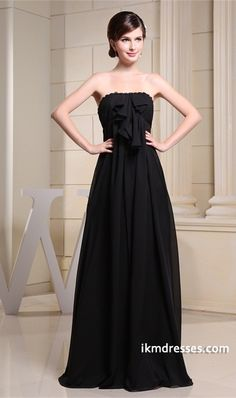 http://www.ikmdresses.com/Fall-Floor-Length-Bow-s-Chiffon-A-Line-Bridesmaid-Dress-p19843
