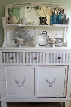 Mueble Campagne - Decoración Vintage Blog