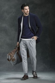 Brunello Cucinelli Menswear Collection & More Details