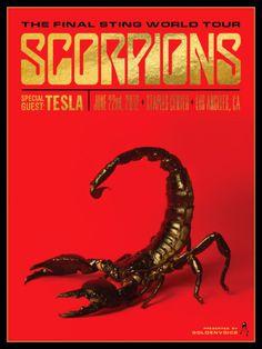 Scorpions - The Final Sting World Tour
