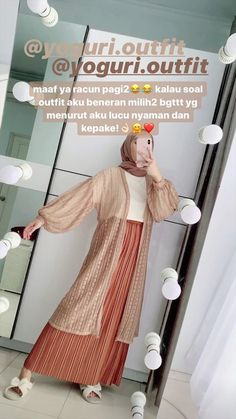 Modern Hijab Fashion, Street Hijab Fashion, Hijab Fashion Inspiration, Muslim Fashion, Fashion Terms, Fashion Outfits, Stylish Hijab, Casual Hijab Outfit, Ootd Hijab