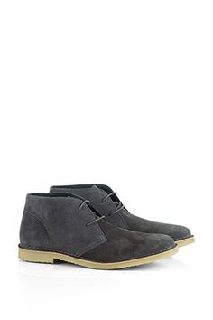 Esprit - soft suede lace-ups at our Online Shop