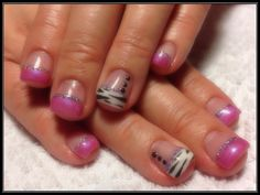 My new nails March 20, 2014