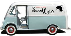 Sweet Lucie's Ice Cream Truck