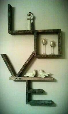 Love shelf!