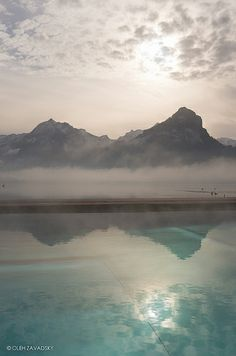 Glorious Morning at Wolfgangsee