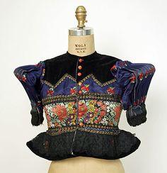 hungarian Matyo blouse