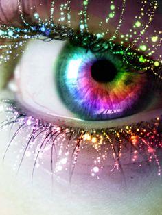 Eye colors