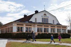 The Utö Värdshus is a classic, 19th-century Swedish inn and restaurant and the poshest place...