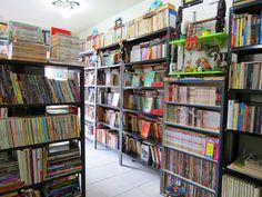 O ALIENÍGENA: SEBO EM MANAUS ~ Caçadores de Bibliotecas