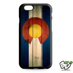 Colorado State Flag iPhone 6 Case | iPhone 6S Case