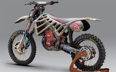 Descargar fondos de pantalla Mugen E Rex Concepto de 2018 bicicletas, bicicletas eléctricas, Honda
