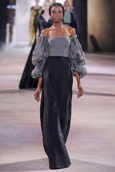 Ulyana Sergeenko Fall Couture 2013 - Slideshow - Runway, Fashion Week, Reviews and Slideshows - WWD.com