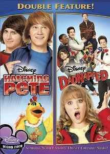 Amazon.com: Hatching Pete / Dadnapped (Double Feature): Emily Osment, Moises Arias, Jason Earles, Mitchel Musso: Movies & TV