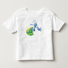 A Bug's Life's Flik Disney Toddler T-shirt  #birthdaygifts #kids #parenting cricket poster, cricket quotes, cricket logo Cricket Poster, Cricket Logo, Cricket Bat, Cricket Sport, Cricket Quotes, A Bug's Life, Consumer Products, Basic Colors, Cotton Tee