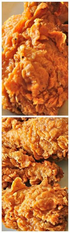 561845ea783 Extra Crispy Spicy Fried Chicken ~ This chicken is everything the name  promises. Unbelievably crispy