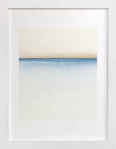 Love the simplicity of this! Playa One by Emily Magone at minted.com