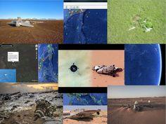 Aviation Archaeology: WW2 aircraft wrecks on your computer screen via Google Earth