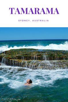Tamarama Beach, Sydney, Australia #tamaramabeach #sydney #australia