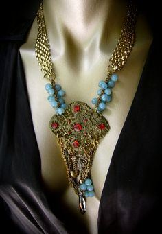 Saints and Sinners by MmeFortuna on Etsy, $165.00