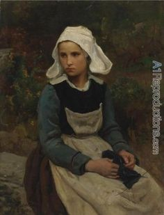 ules (Adolphe Aime Louis) Breton