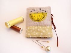 Y is for yellow, yarn, yin yang and yoga by Didi Lou on Etsy