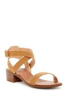 Vision Stacked Heel Sandal by Top Moda on @nordstrom_rack
