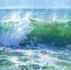 Emerald breaker by James Bartholomew