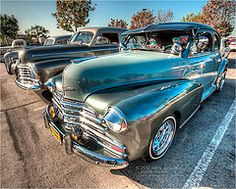 1947 chevy stylemaster   by pixel fixel