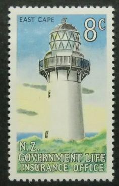 Nueva Zelanda - Faro de Cabo East