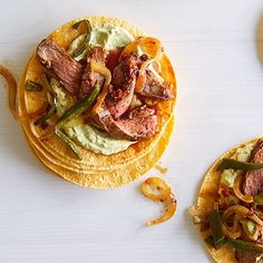 Flank Steak Tacos - The Pampered Chef®