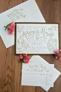 Hey, I found this really awesome Etsy listing at https://www.etsy.com/listing/125701564/garden-wedding-invitation-gold-garden