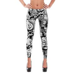 66c7f82f7f 18 Best Leggings, Yoga Pants images | Polyester spandex, Active wear ...