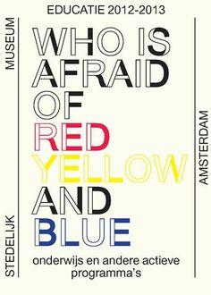 new visual identity by mevis en van deursen - Stedelijk Museum Amsterdam
