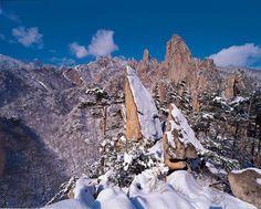 설악산 - 비선대와 장군봉 (Mt. Seoraksan, Korea)